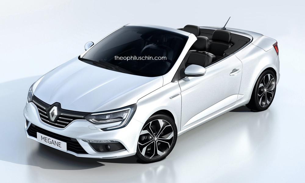 Renault Megane IV CC