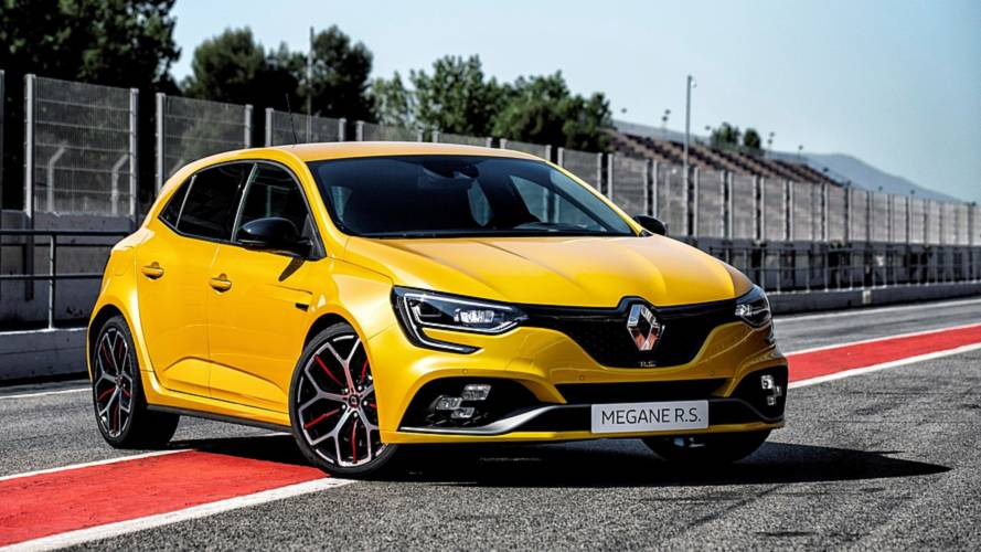 Renault Megane RS Trophy 2017