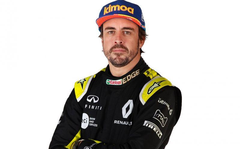 Fernando Alonso 2021-ben visszatér az F1-be a Renault csapatához