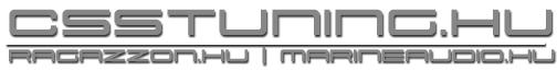 CSSTuning.hu - F1 Tippelde 2016 szponzor