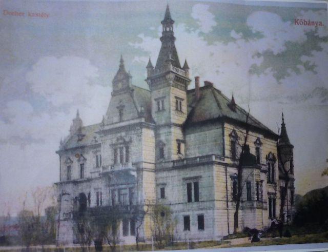 Egykori Dreher-kastély