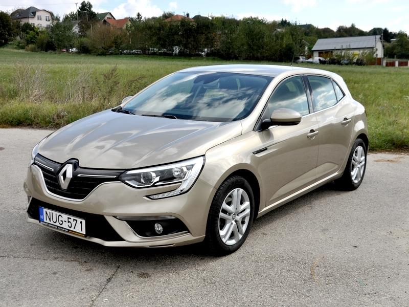 Renault Megane IV Berline 1.5 dcji
