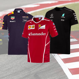 FansBRANDS - F1 csapatpólók