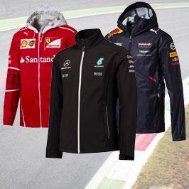 FansBRANDS - F1 csapatkabátok
