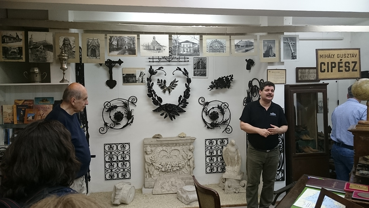 Kőbányai helytörténeti Gyűjtemány - Verbai Lajos