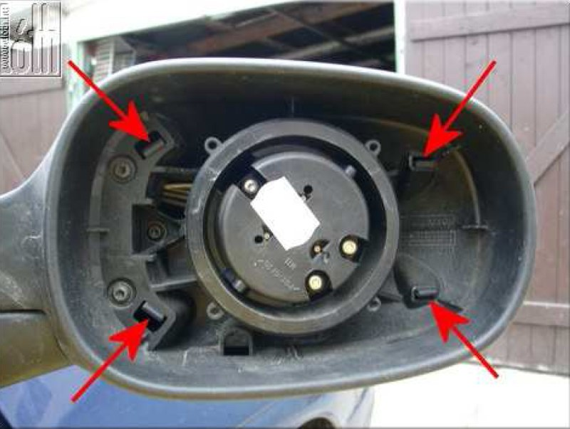 Külső hőmérő gyári megoldással - 1. kép