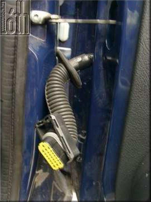 Külső hőmérő gyári megoldással - 8. kép