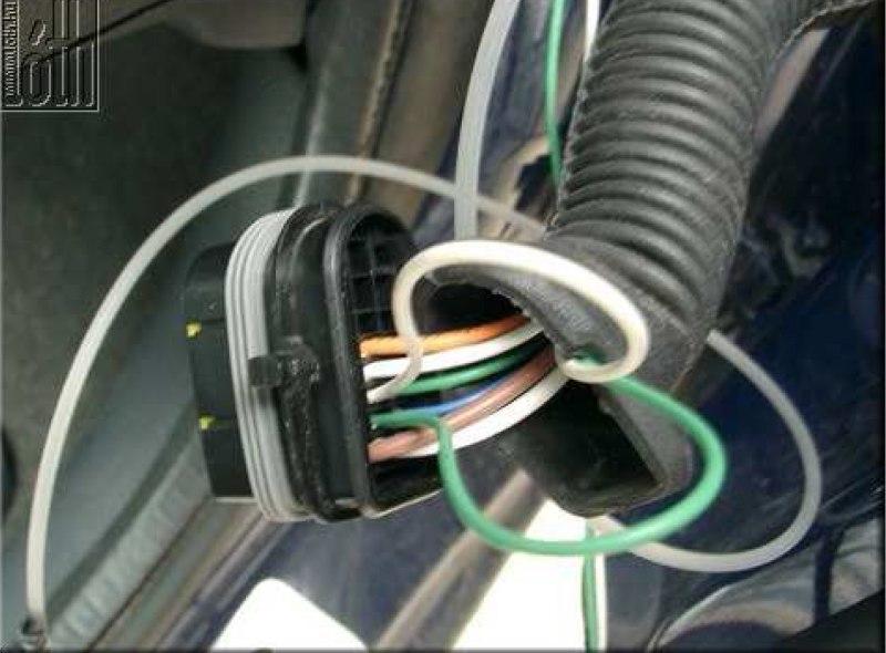 Külső hőmérő gyári megoldással - 12. kép