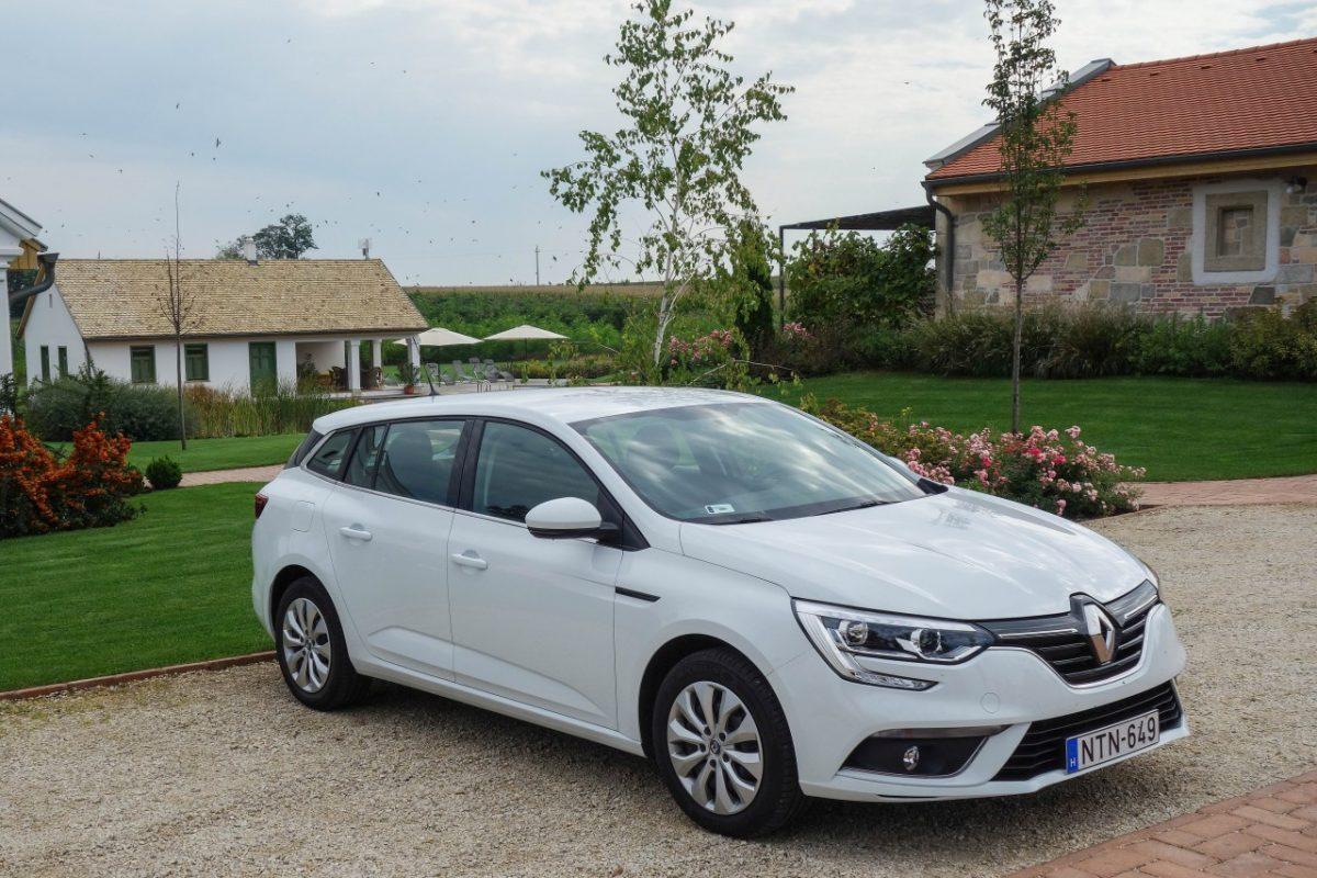 Renault Megane 4 Grandtour