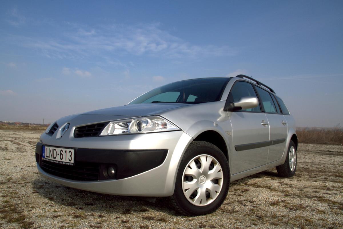 Renault Megane II GT 1. Dci - 2008