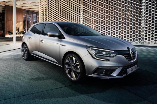 Renault Megane IV - Origo