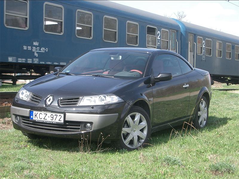 Renault Megane II CC - Totalcar