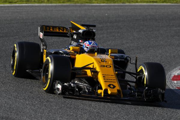 Jolyon Palmer - Renault F1 2017