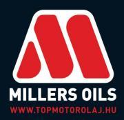 Millers Oils - F1 Tippelde 2020 szponzor